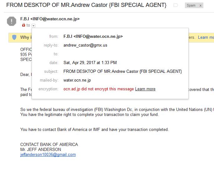 FBI spam2